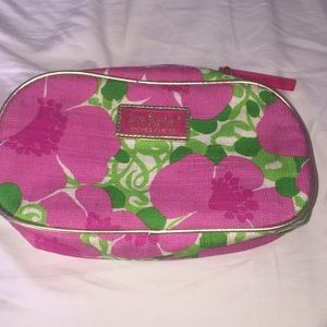 Lily Pulitzer makeup bag